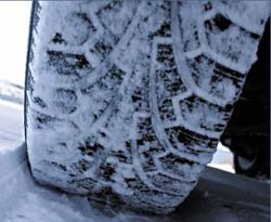 Part Worn Winter Tyres